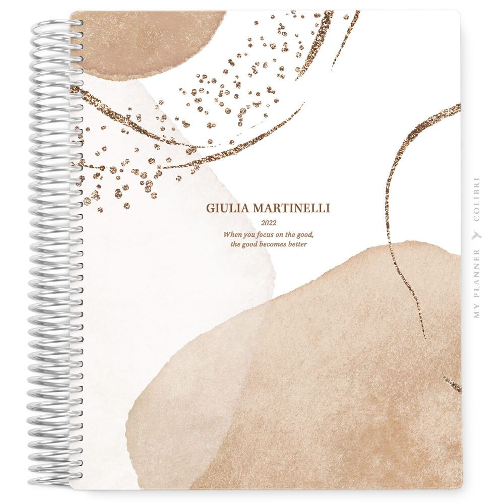 My Planner Datado 2022 Afterglow Clean I