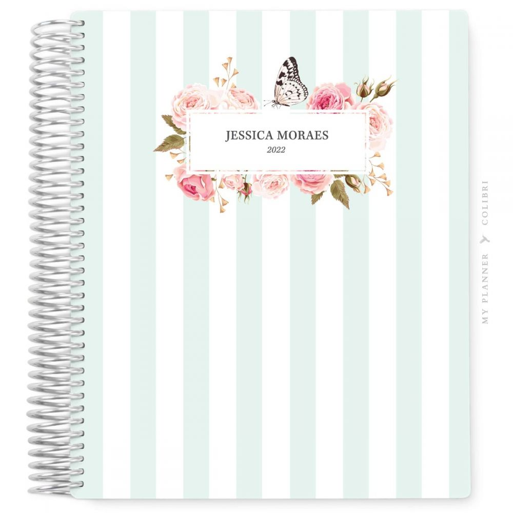 My Planner Datado 2022 Beauty Line I