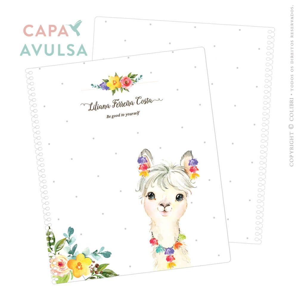 CAPA AVULSA LHAM FLOWERS I