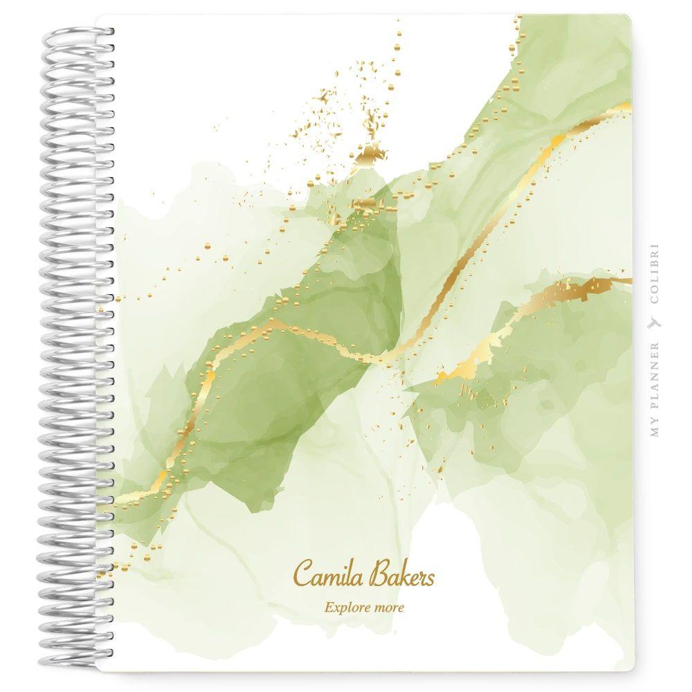 My Planner Datado 2022 Deluxe Nature