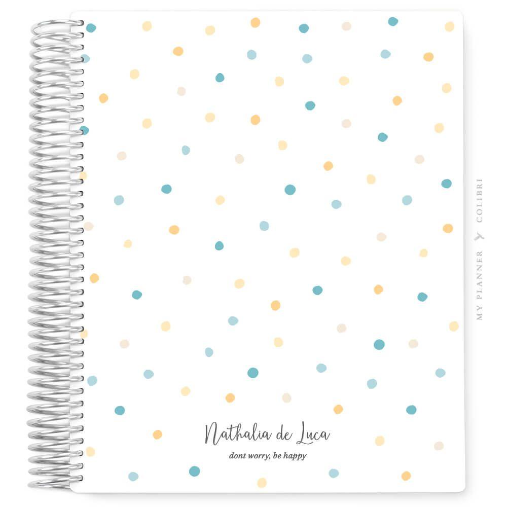 My Planner Datado 2022 Dots Clean III