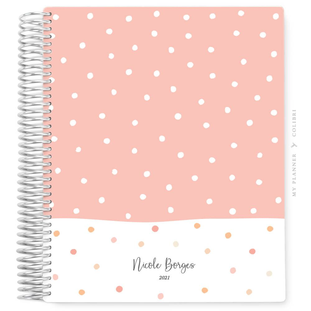 My Planner Datado 2022 Dots Color Candy
