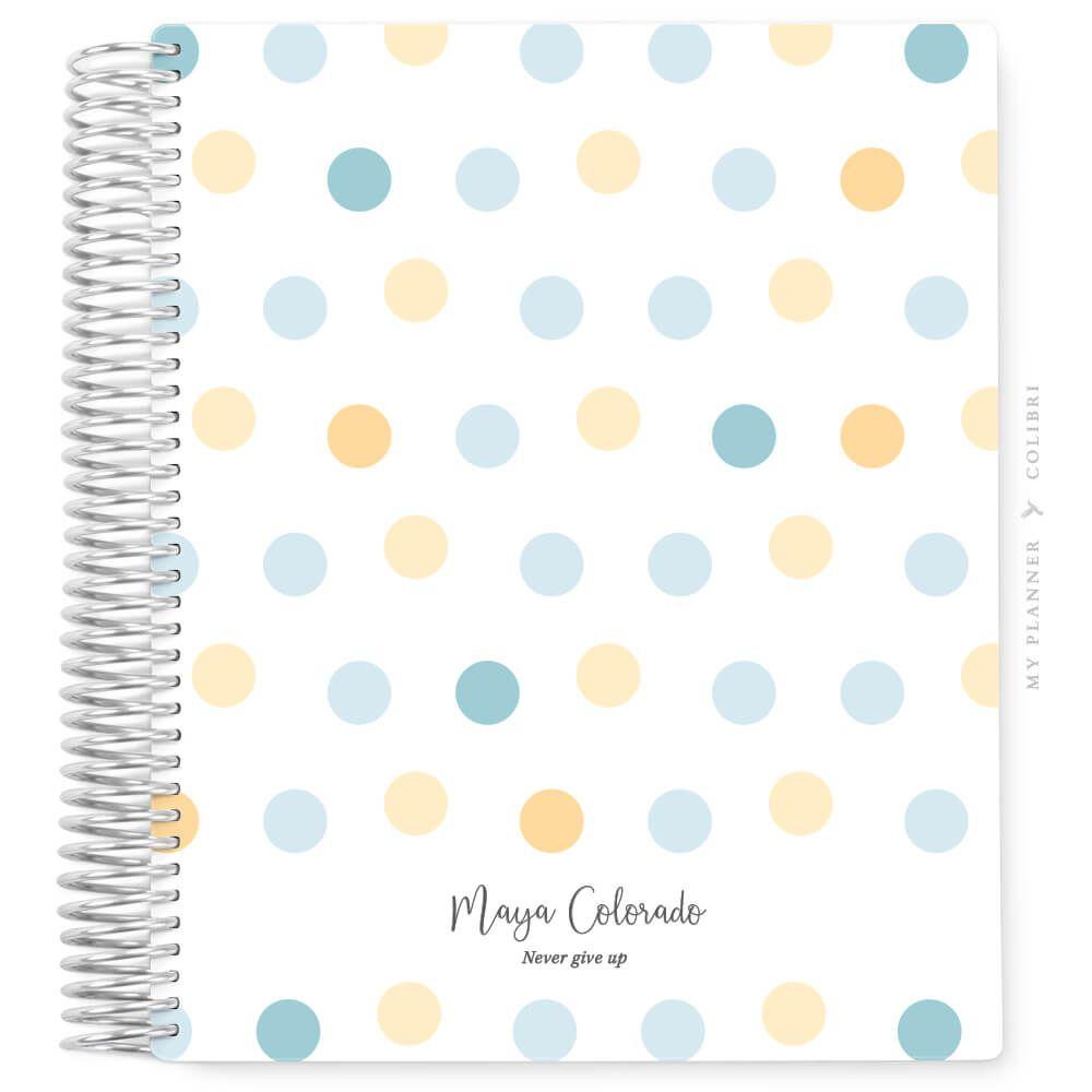 My Planner Datado 2022 Dots Happy III