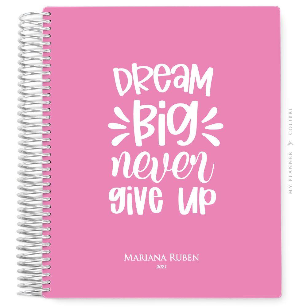 My Planner Datado 2022 Frases Dream I