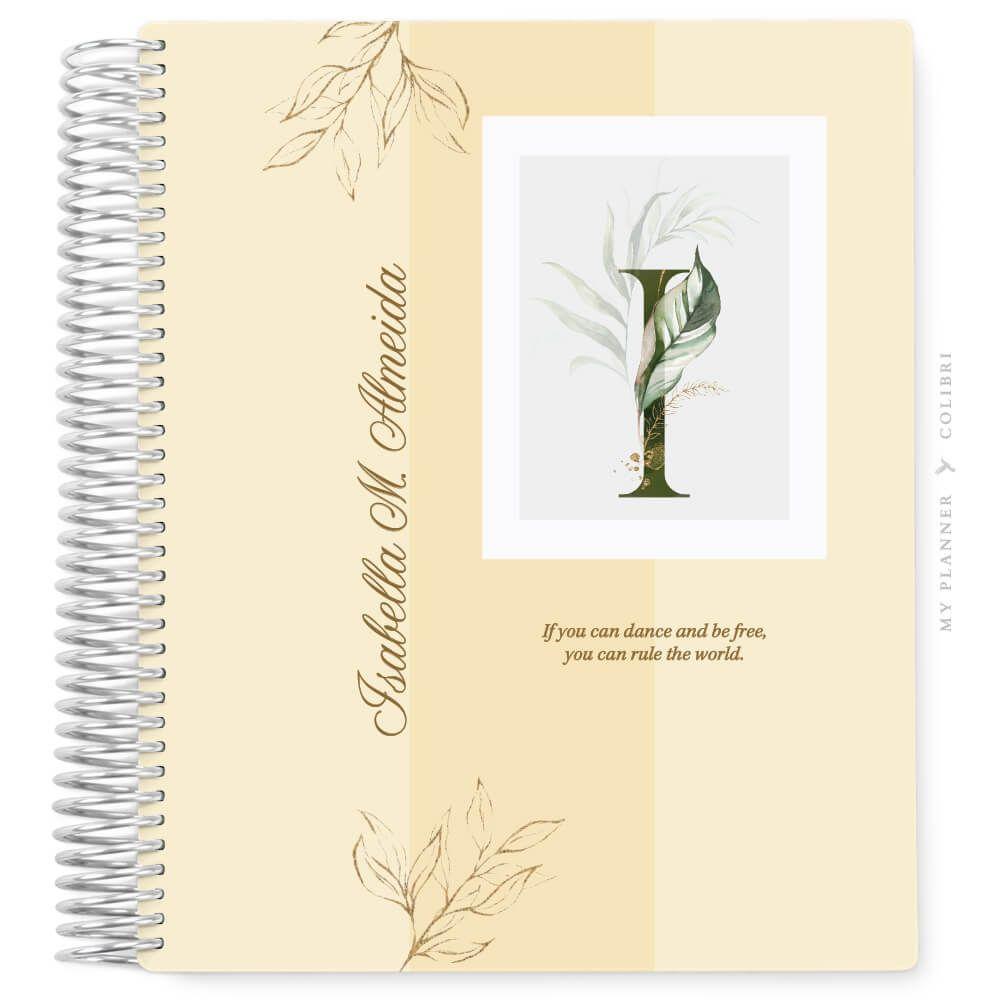 My Planner Datado 2022 Encanto Letter