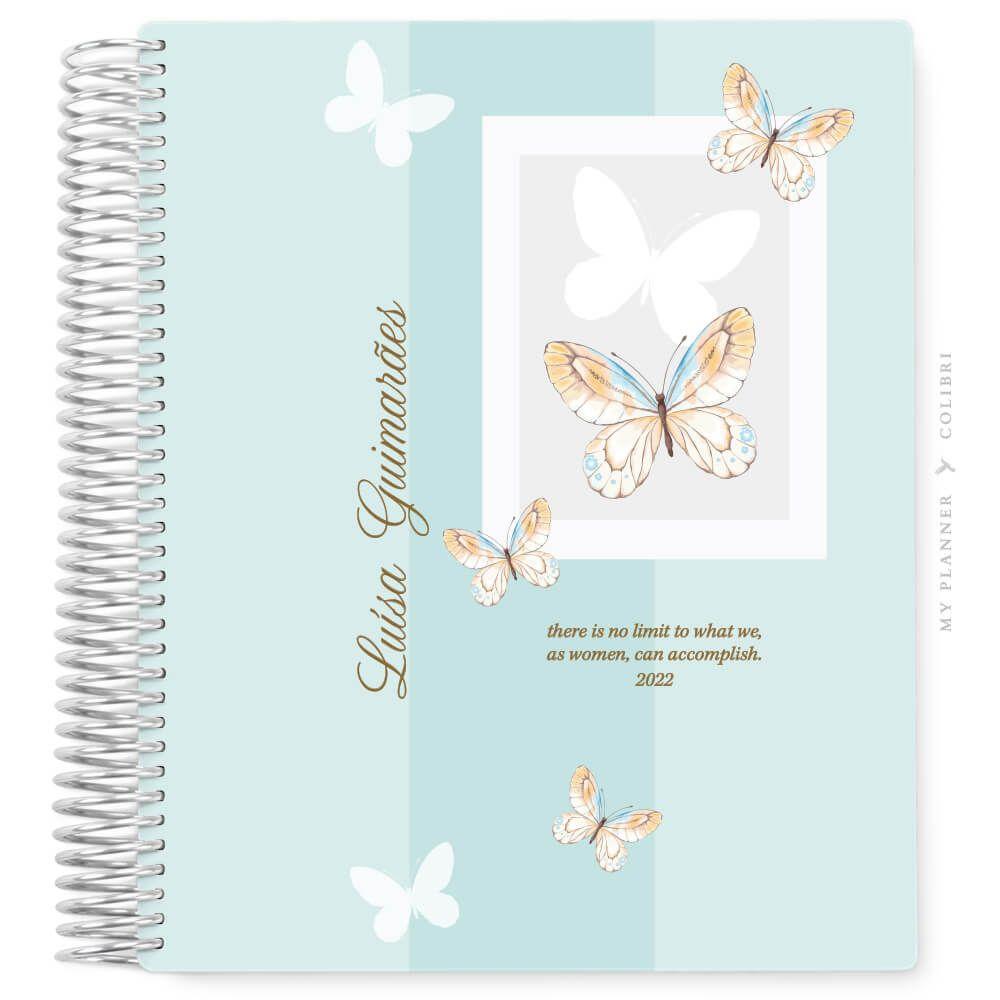 My Planner Datado 2022 Encanto Butterflies