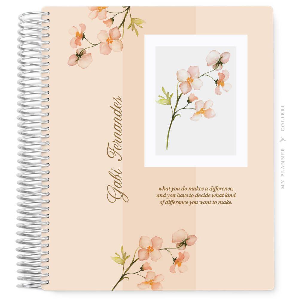 My Planner Datado 2022 Encanto Blossom