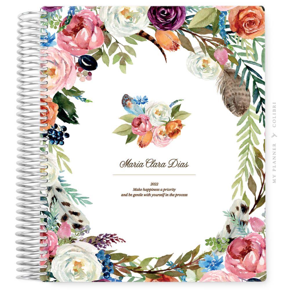 My Planner Datado 2022 Aurora Garden
