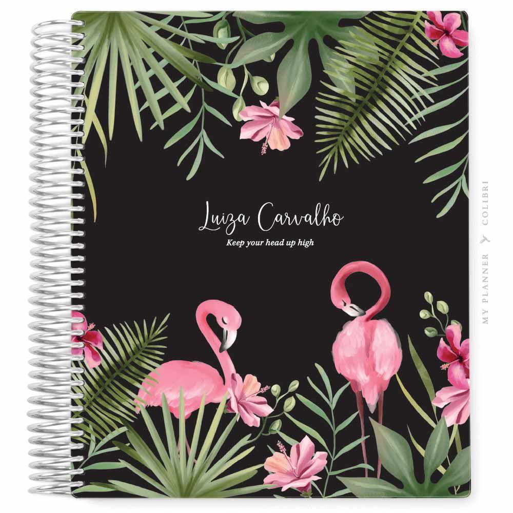My Planner Datado 2022 Flamingo Light I