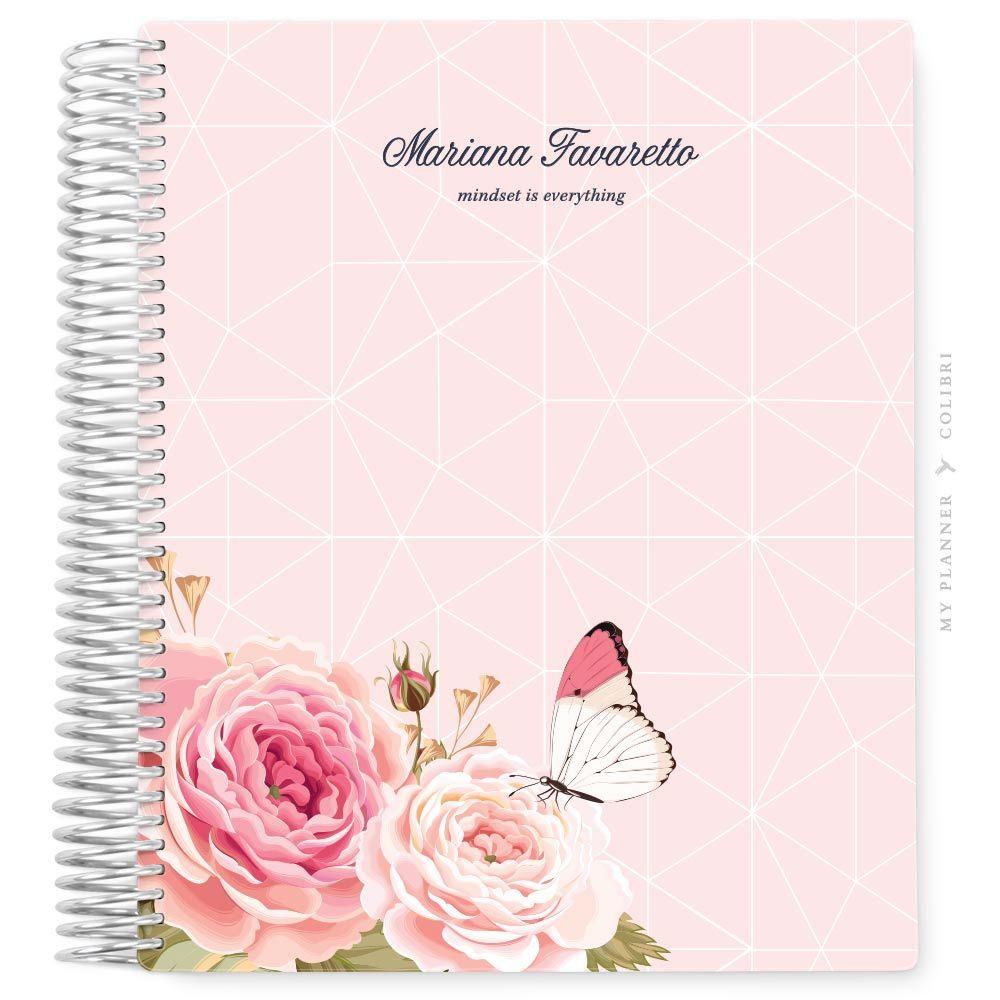 My Planner Datado 2022 Freedom Butterfly I