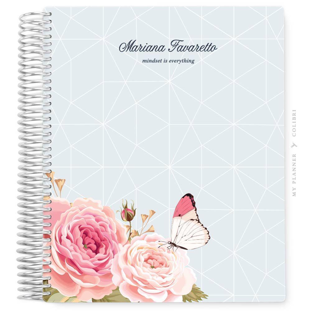 My Planner Datado 2022 Freedom Butterfly IV