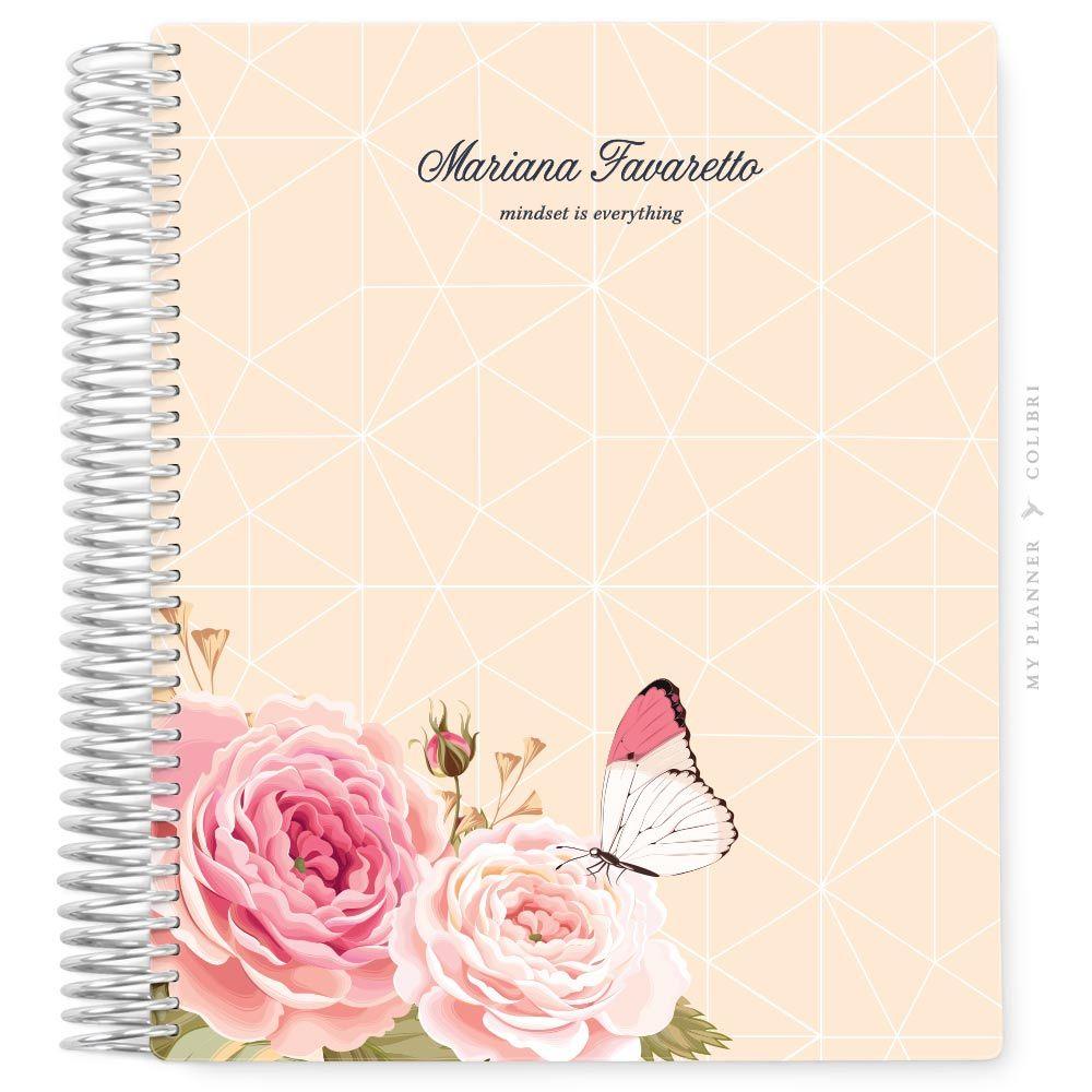 My Planner Datado 2022 Freedom Butterfly II