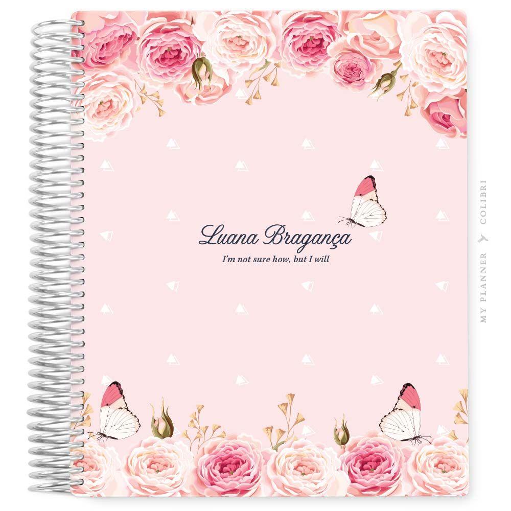 My Planner Datado 2022 Freedom Roses I