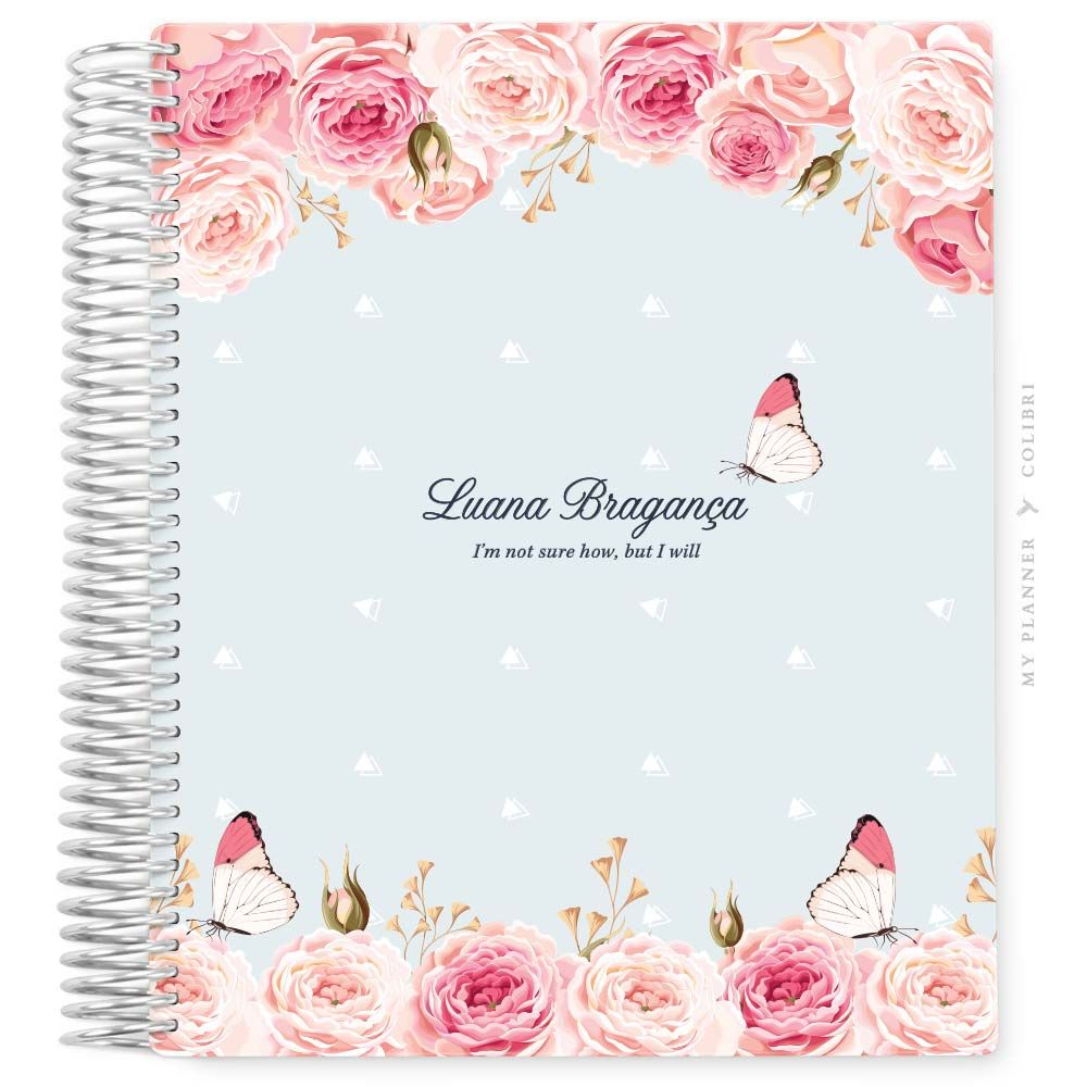 My Planner Datado 2022 Freedom Roses II
