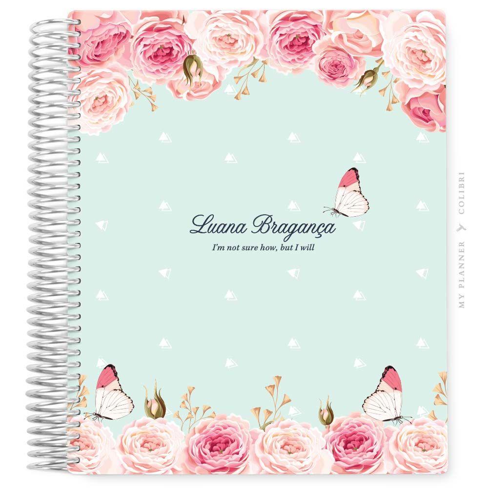 My Planner Datado 2022 Freedom Roses IV