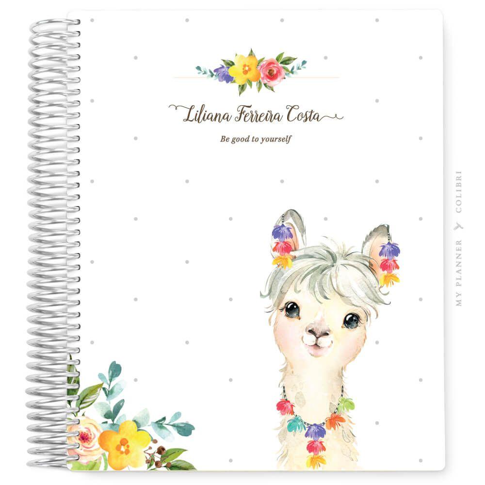 My Planner Datado 2022 Lham Flowers I