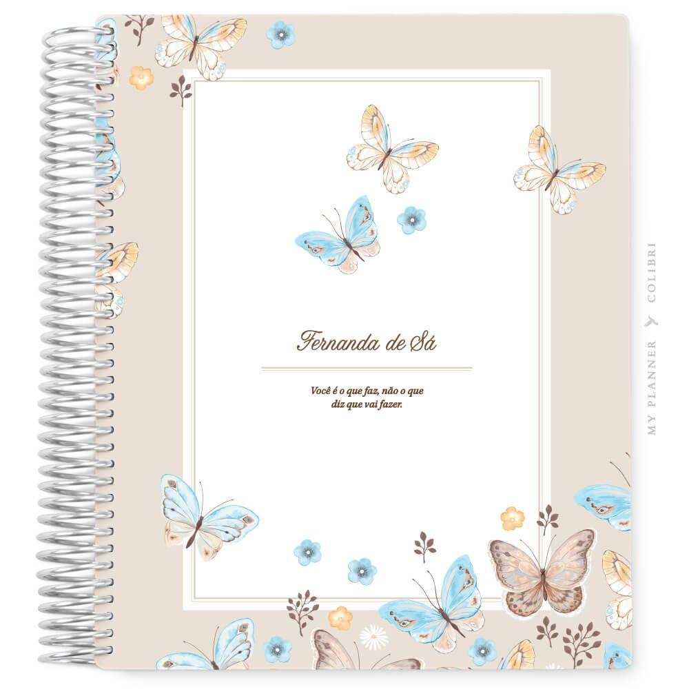 My Planner Sem Data Liberté Minimal