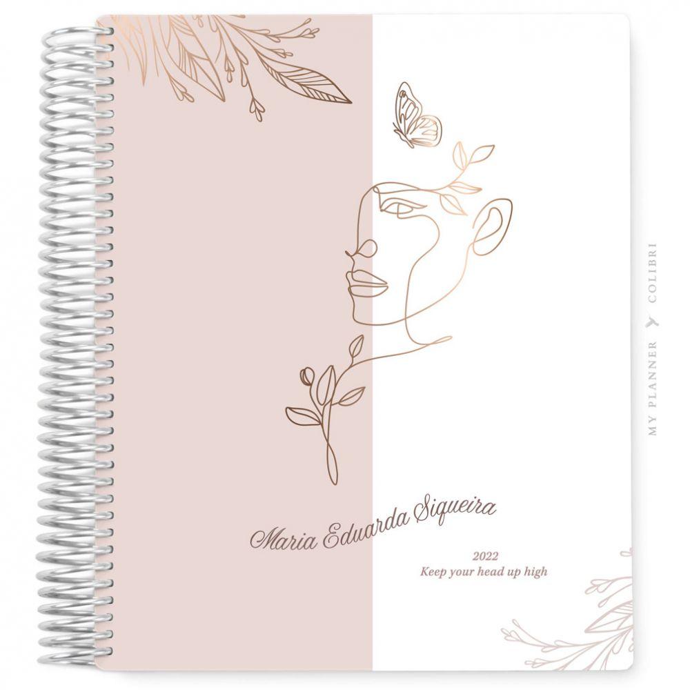 My Planner Datado 2022 Lines Elegant